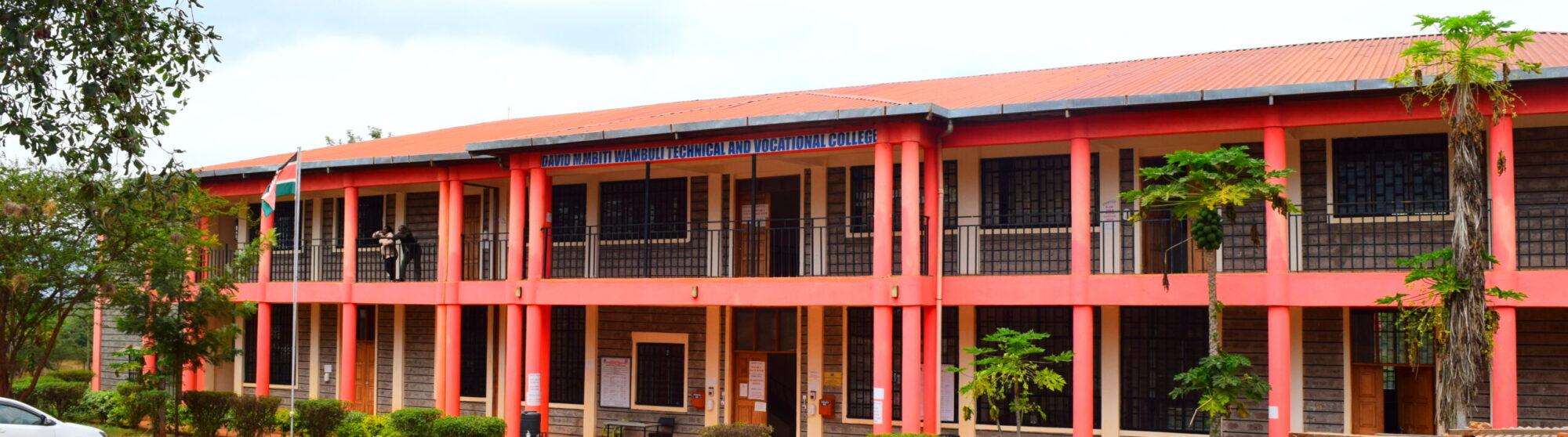 David Mbiti Wambuli TVC